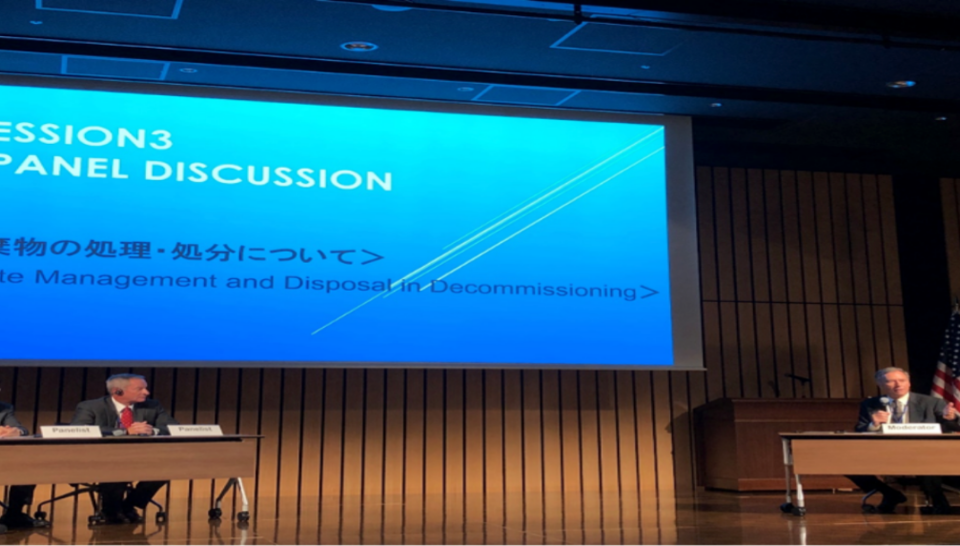 9400834911 Veolia Nuclear Solutions Participates in Key Japanese Nuclear  Decommissioning Forums